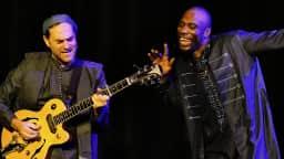 Thierno Diallo et Nicolas Poisson