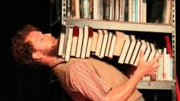 Le Bibliothécaire par Le Gros Orteil
