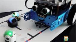 Robot match Soccer