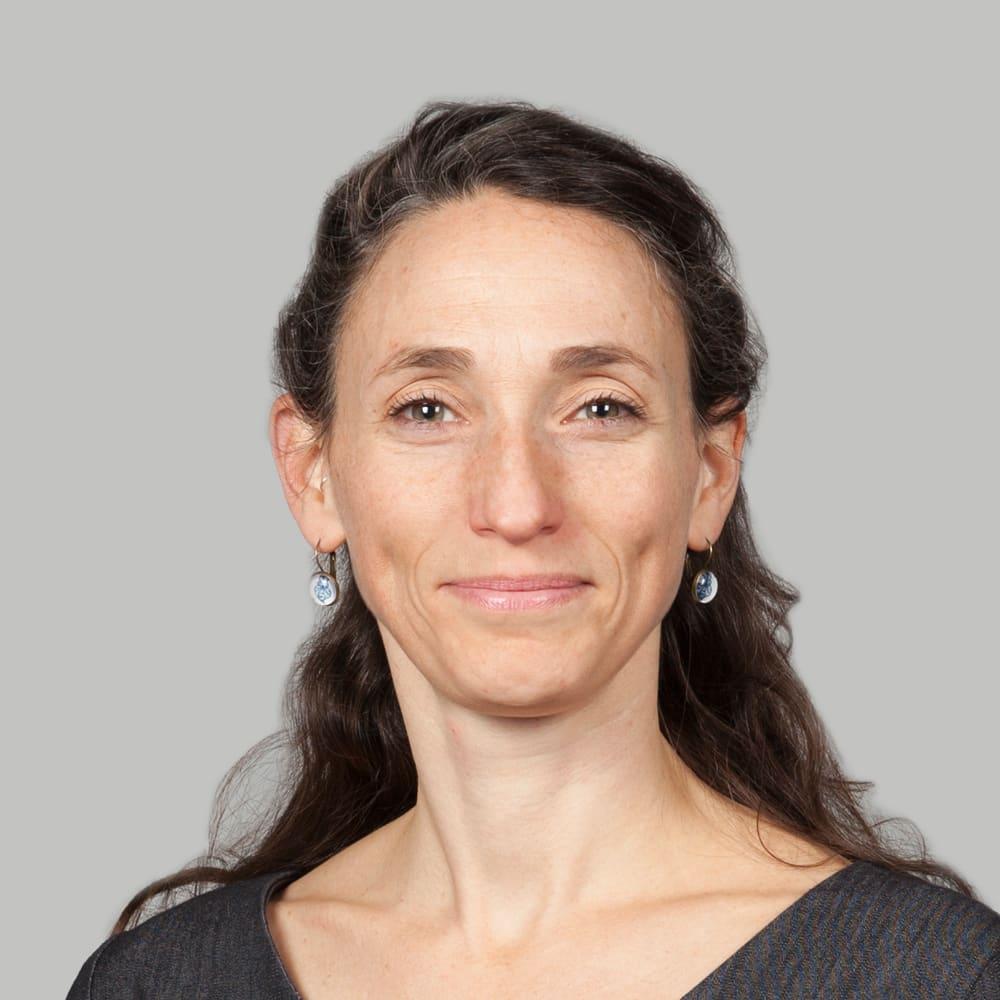 Portrait de Marianne Giguère
