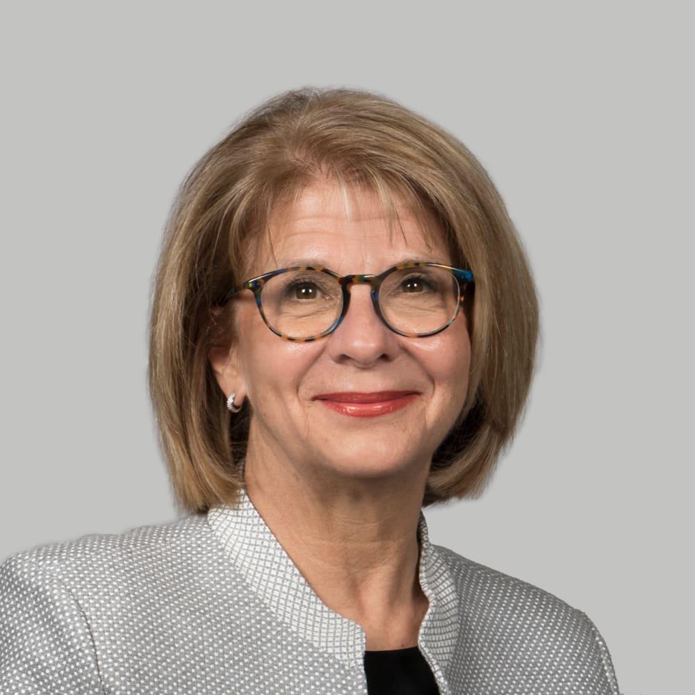 Portrait de Andrée Hénault