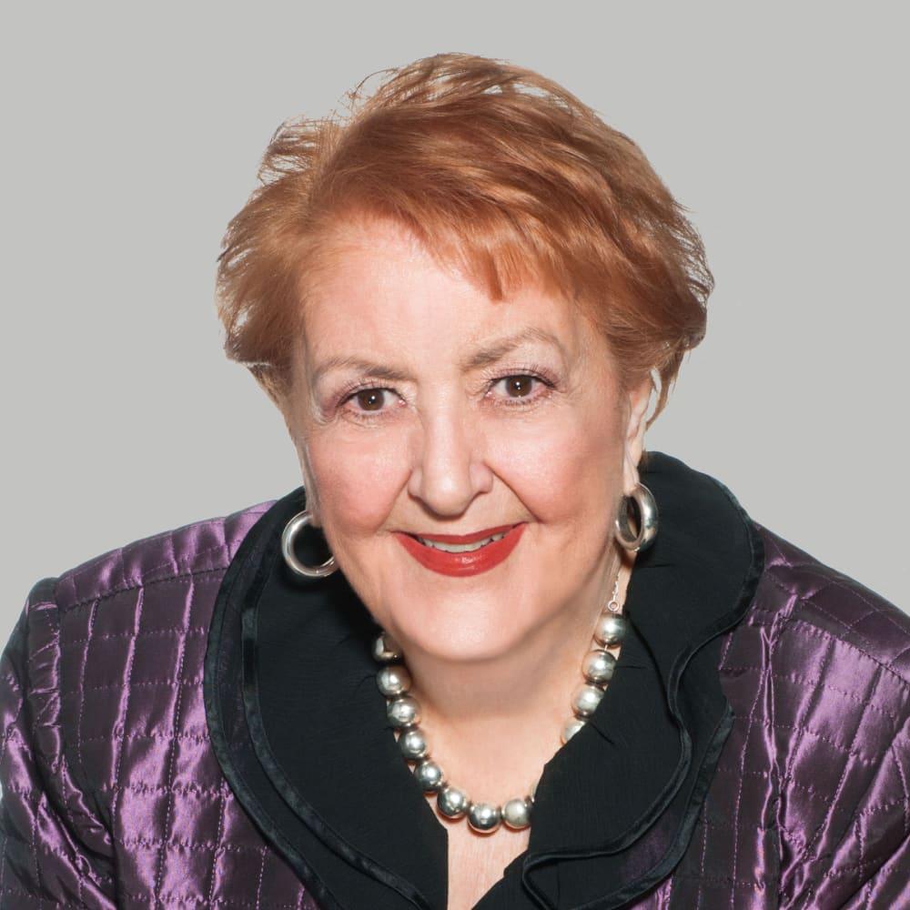 Portrait de Michèle D. Biron