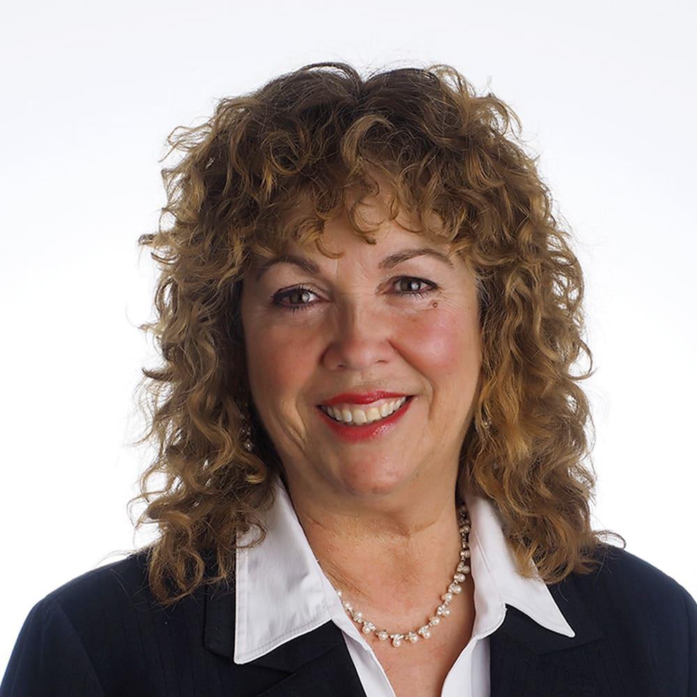 Portrait de Suzanne Décarie