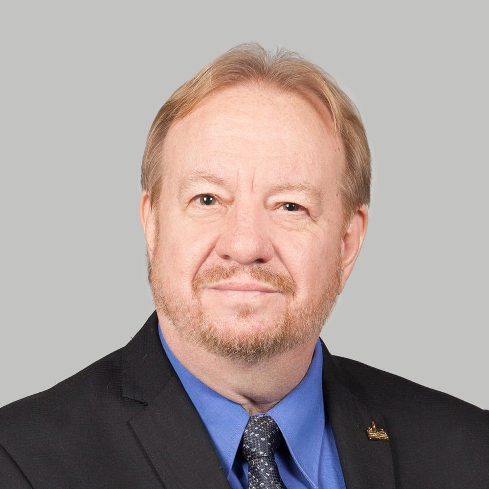 Portrait de Robert Samoszewski