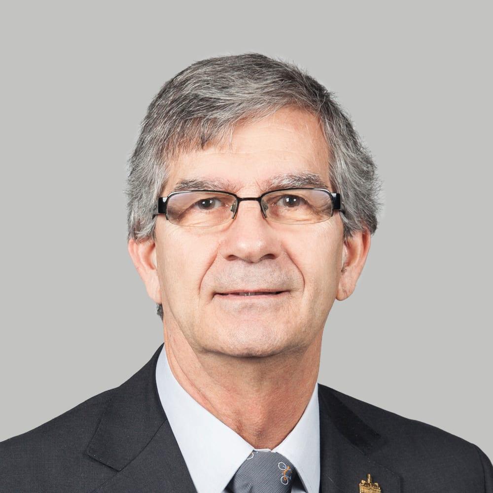 Portrait de Christian Larocque