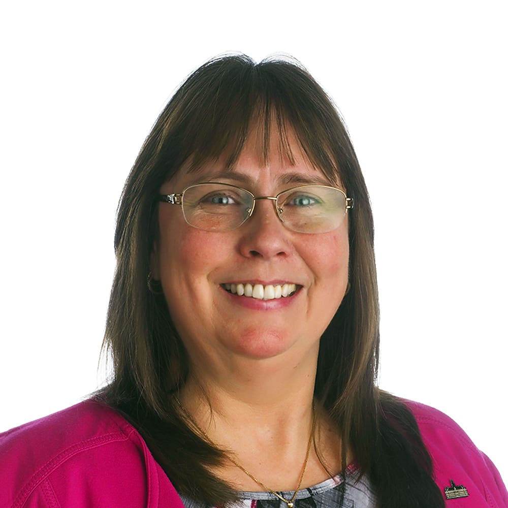 Lisa Christensen.