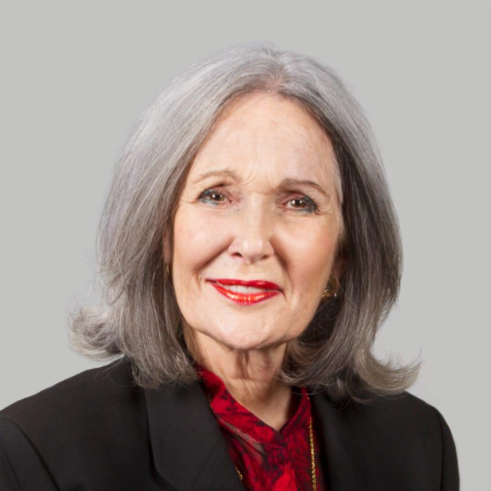 Catherine Clément-Talbot, conseillère de la Ville de Montréal - District du Cap-Saint-Jacques.