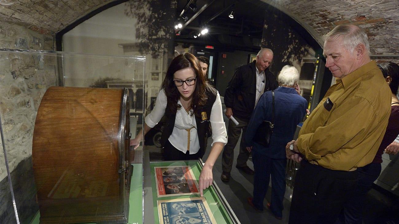 Activités pour les aînés au Musée de Lachine