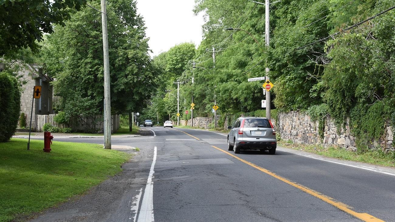 Réaménagement du boulevard Gouin Ouest