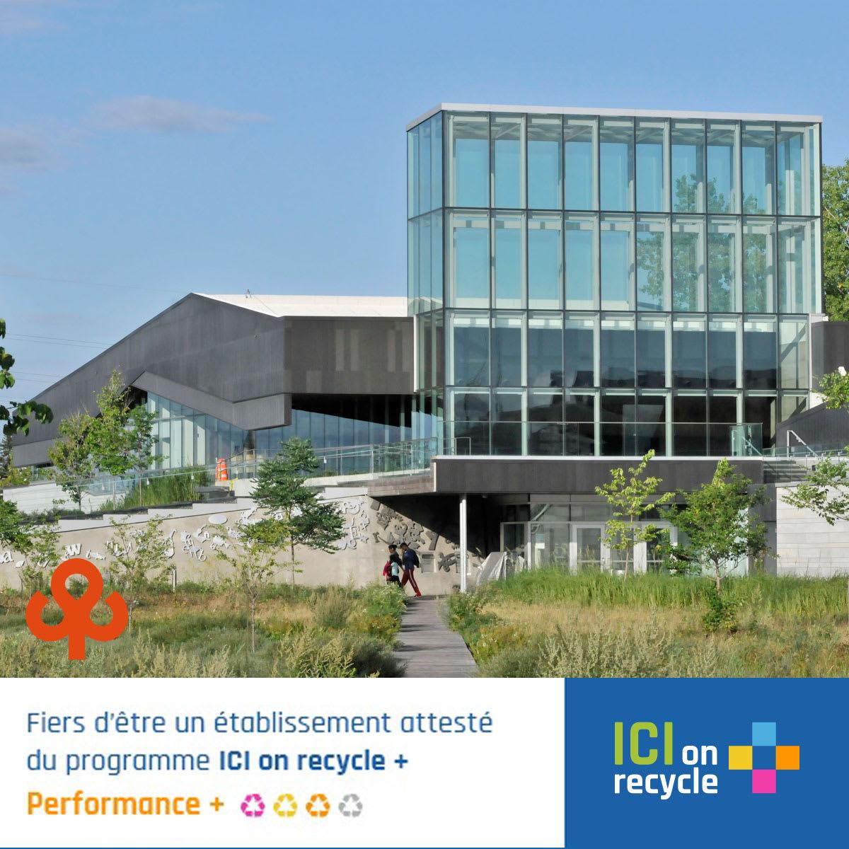 Bibliothèque du Boisé - Certification Performance +