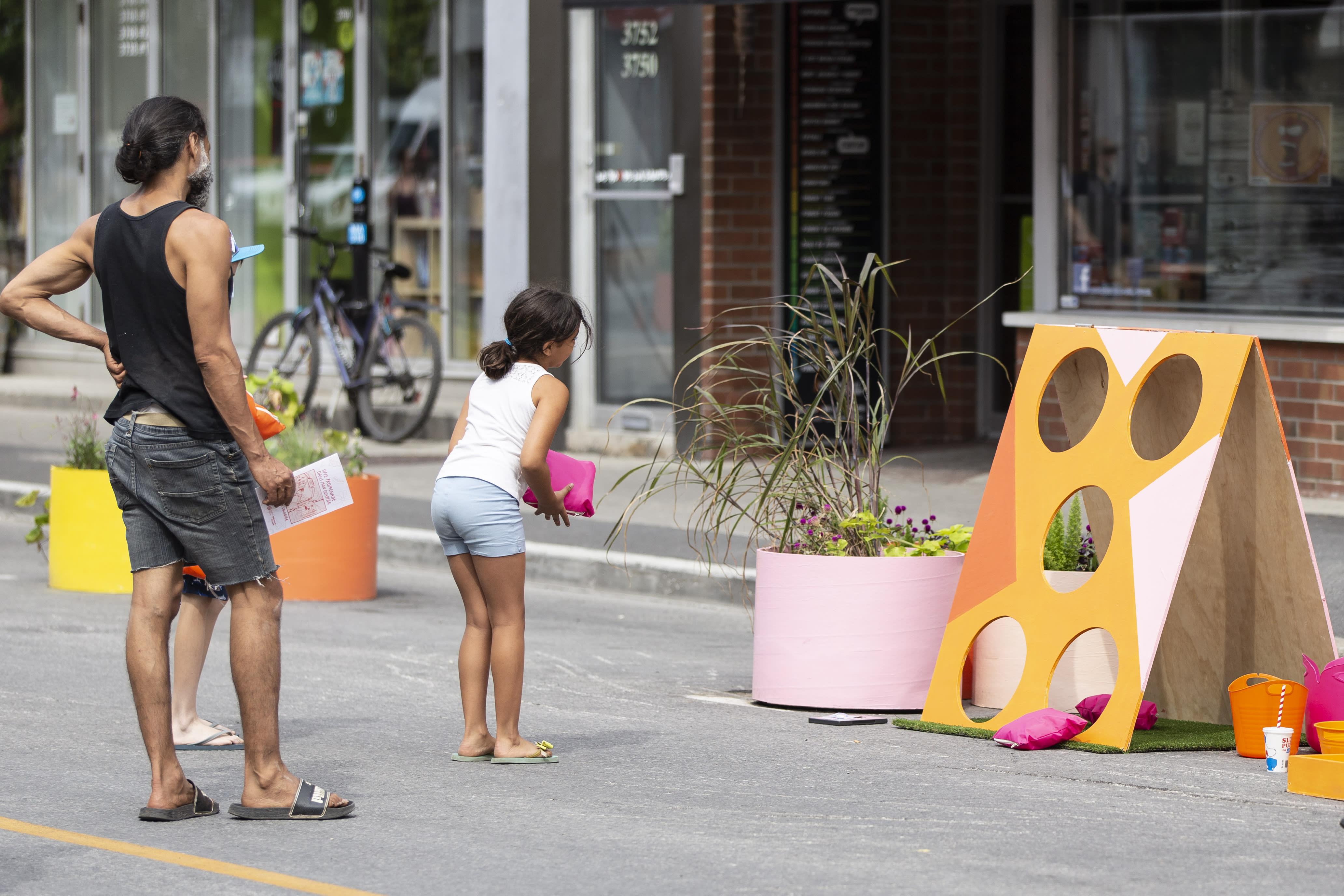 Promenade Ontario