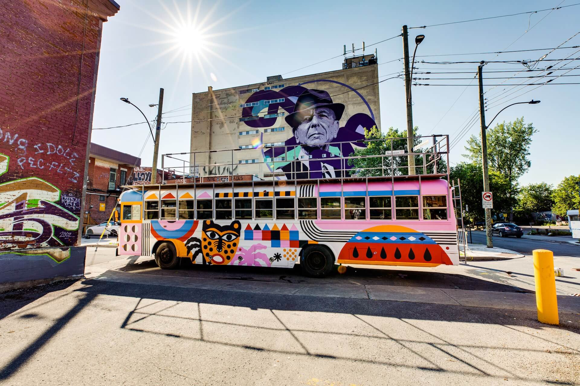 Photo du Mixbus