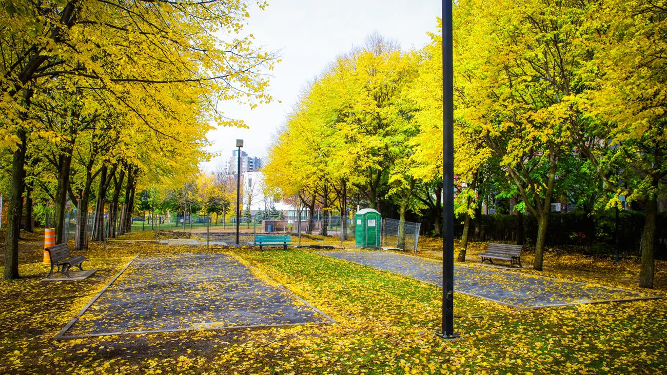 Parc de la Fontaine