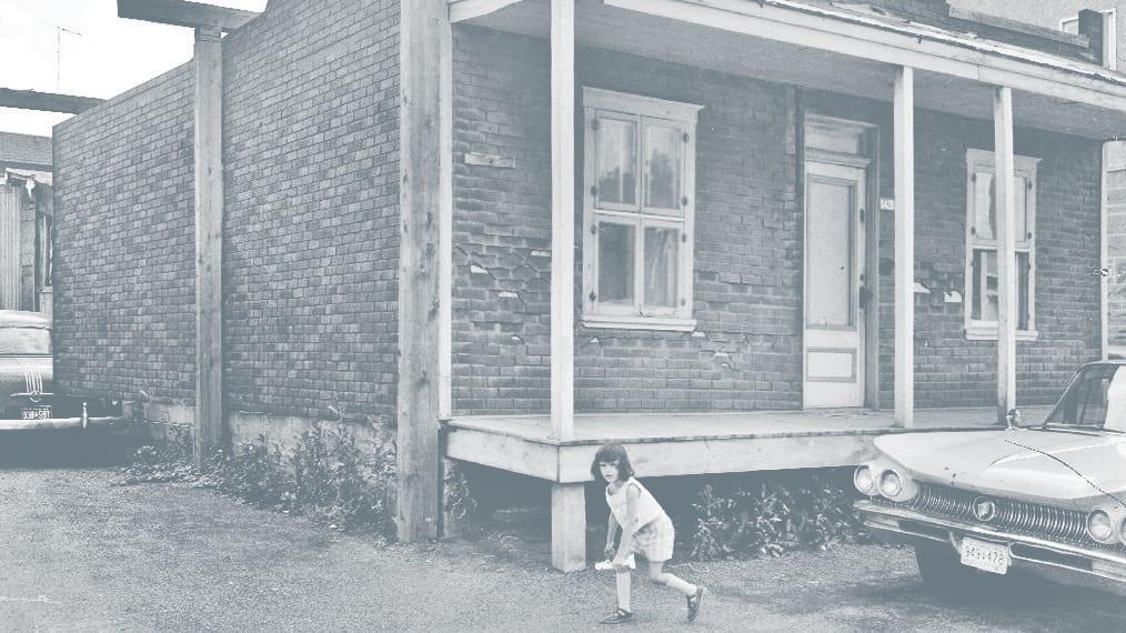 Maison shoebox - Archives