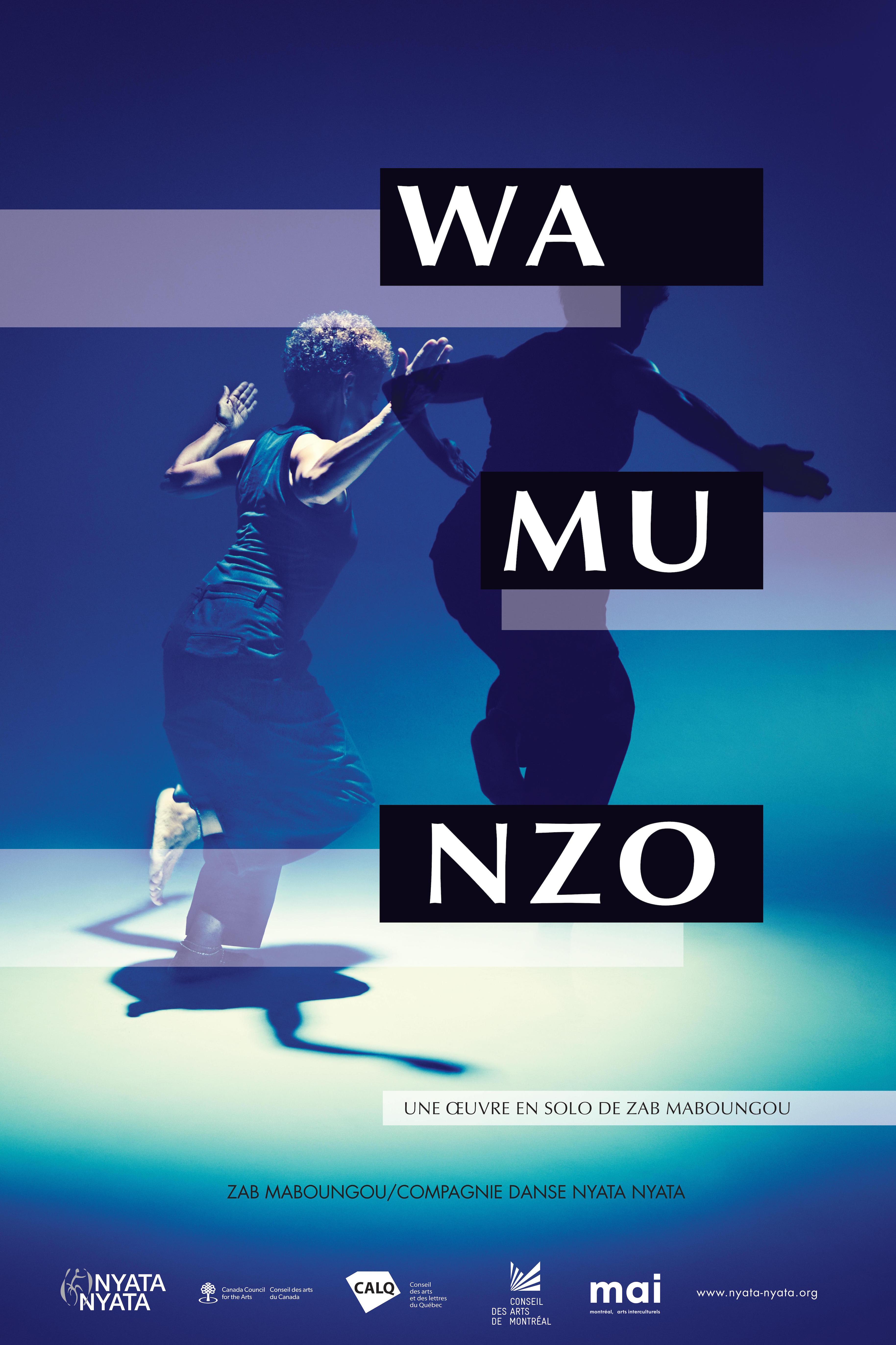 Zab Maboungou dans Wamunzo.