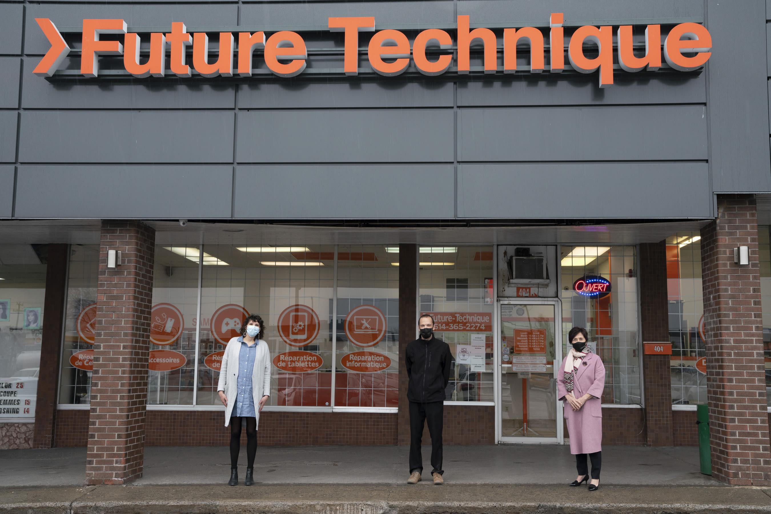 Fonds de relance - Future Technique