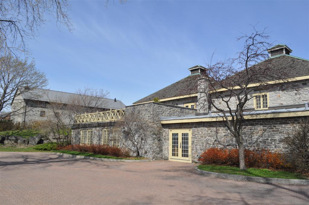 Extérieur de la Vieille brasserie.