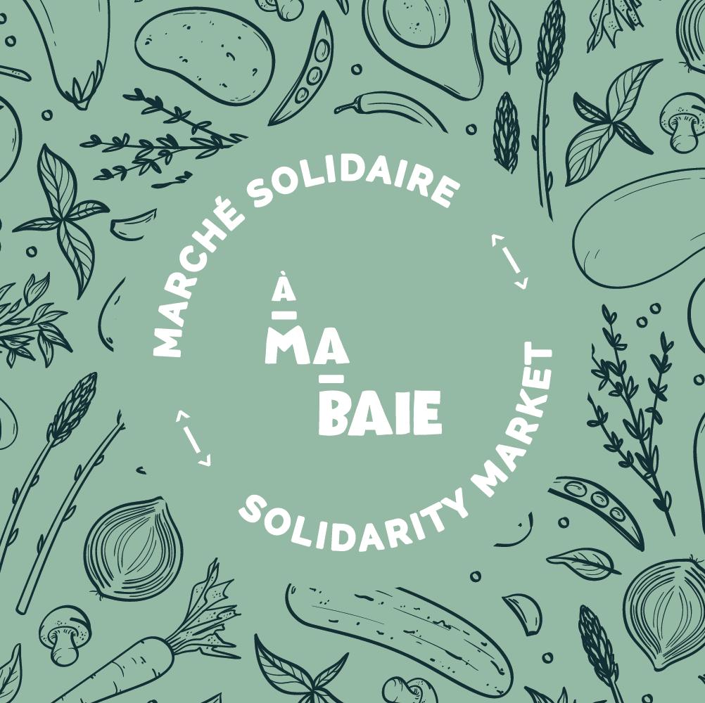 Marché solidaire À-Ma-Baie
