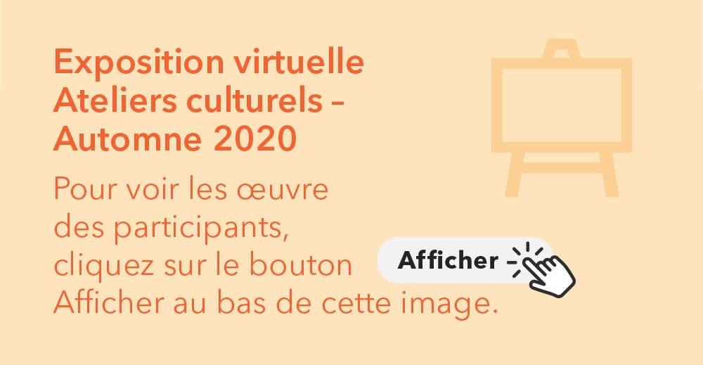 Exposition virtuelle 2020
