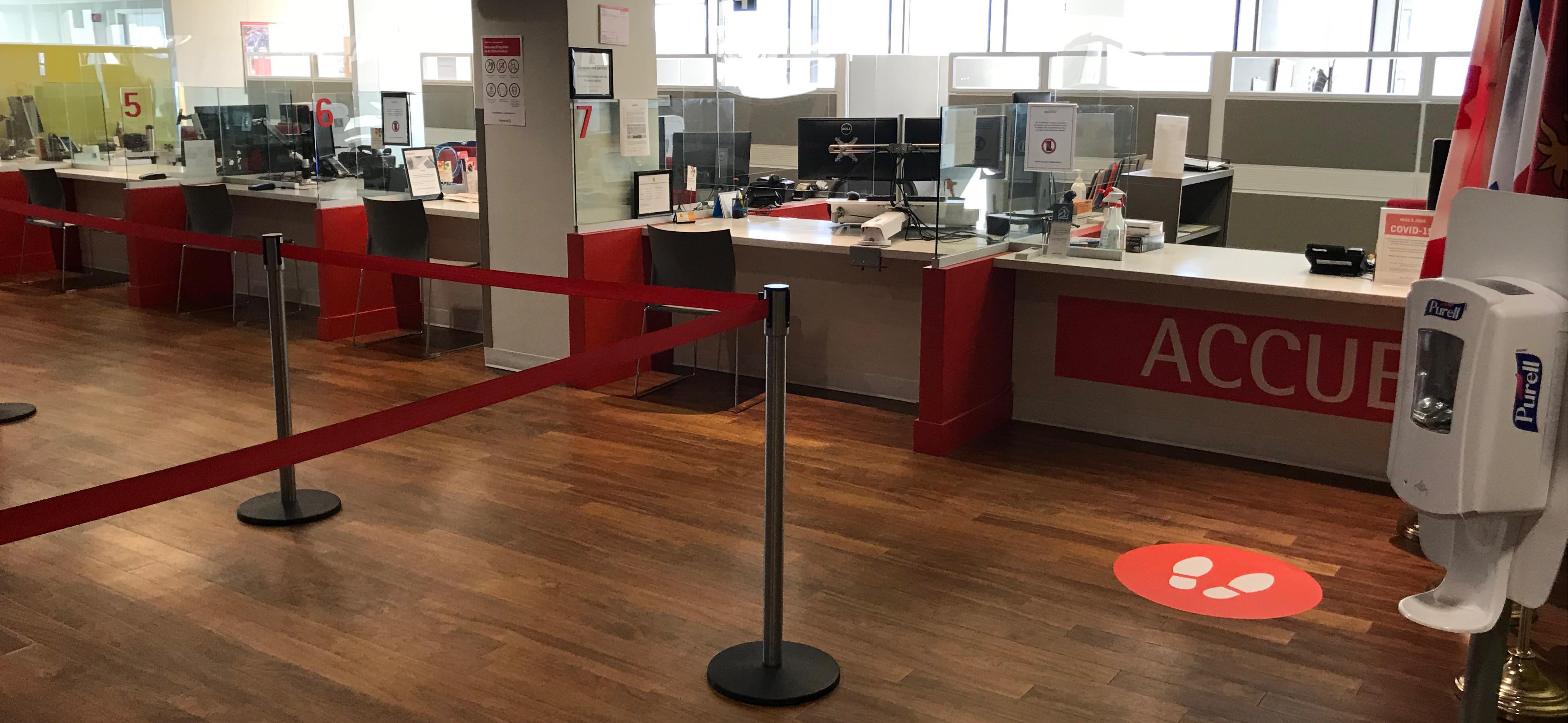 BAM bureau Accès Montréal Ville-Marie