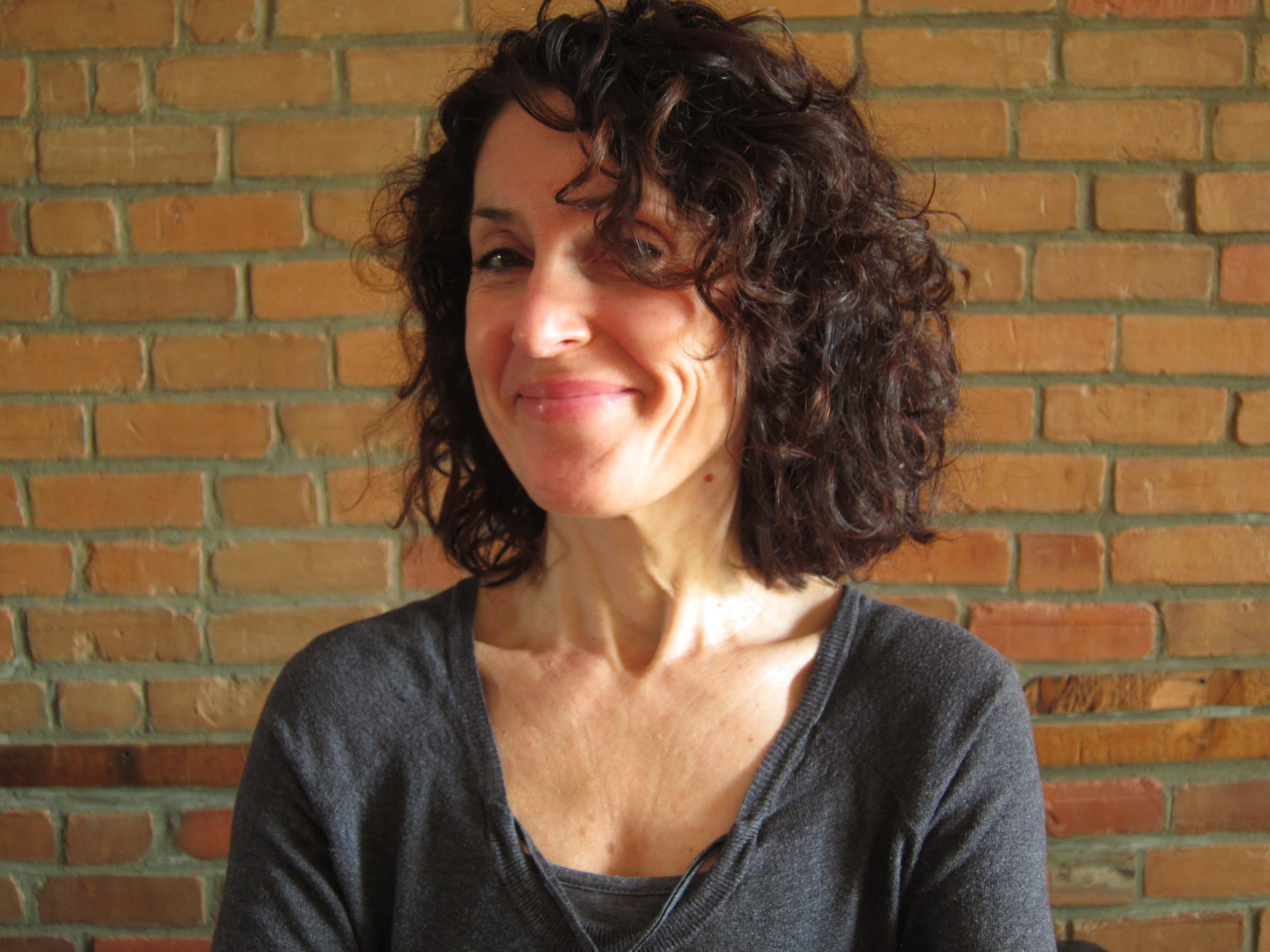 photo de l'écrivaine Karine Légeron