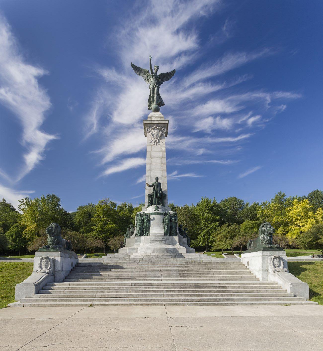 Monument à Sir George-Étienne Cartier - Ville de Montréal