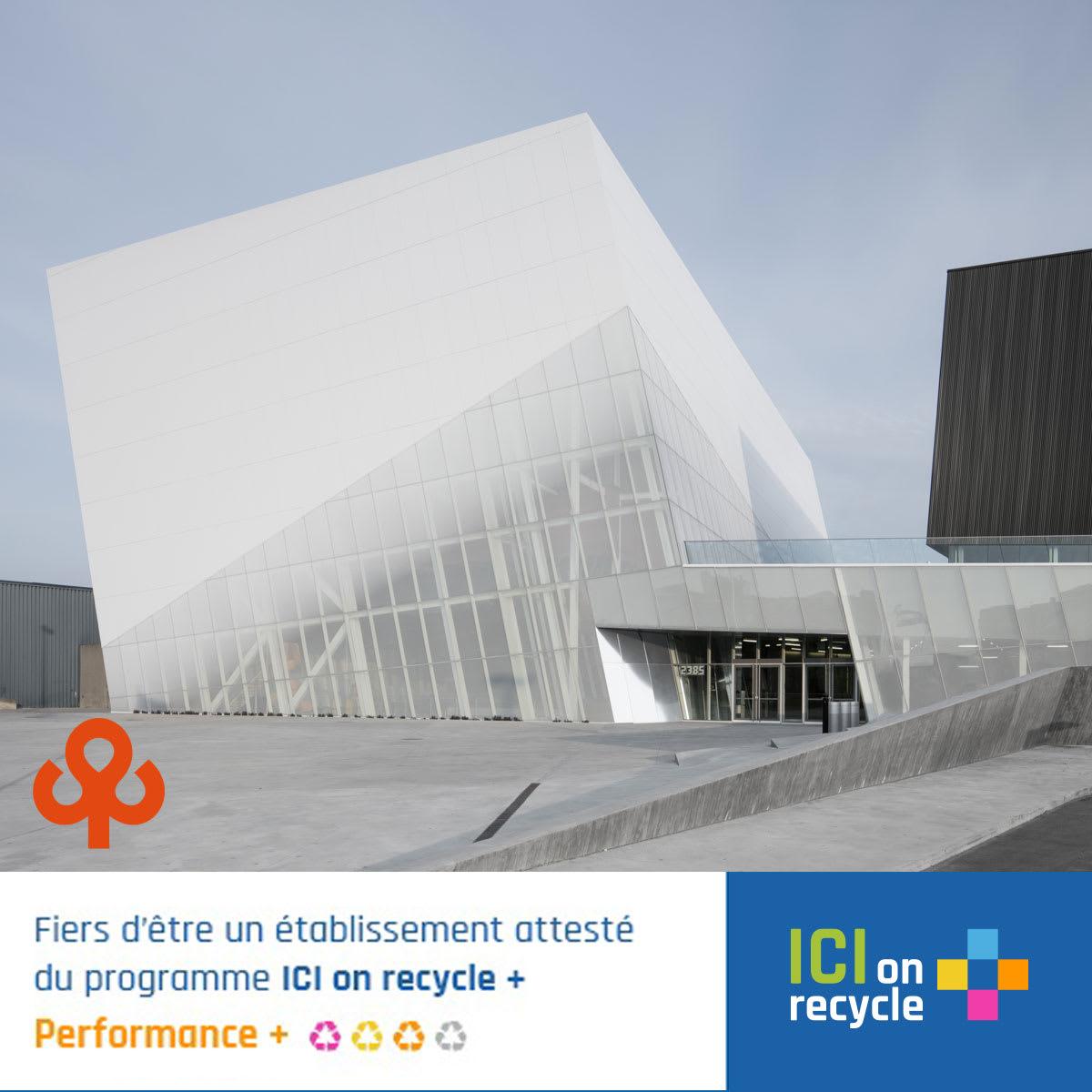 Complexe sportif - Certification Programme +