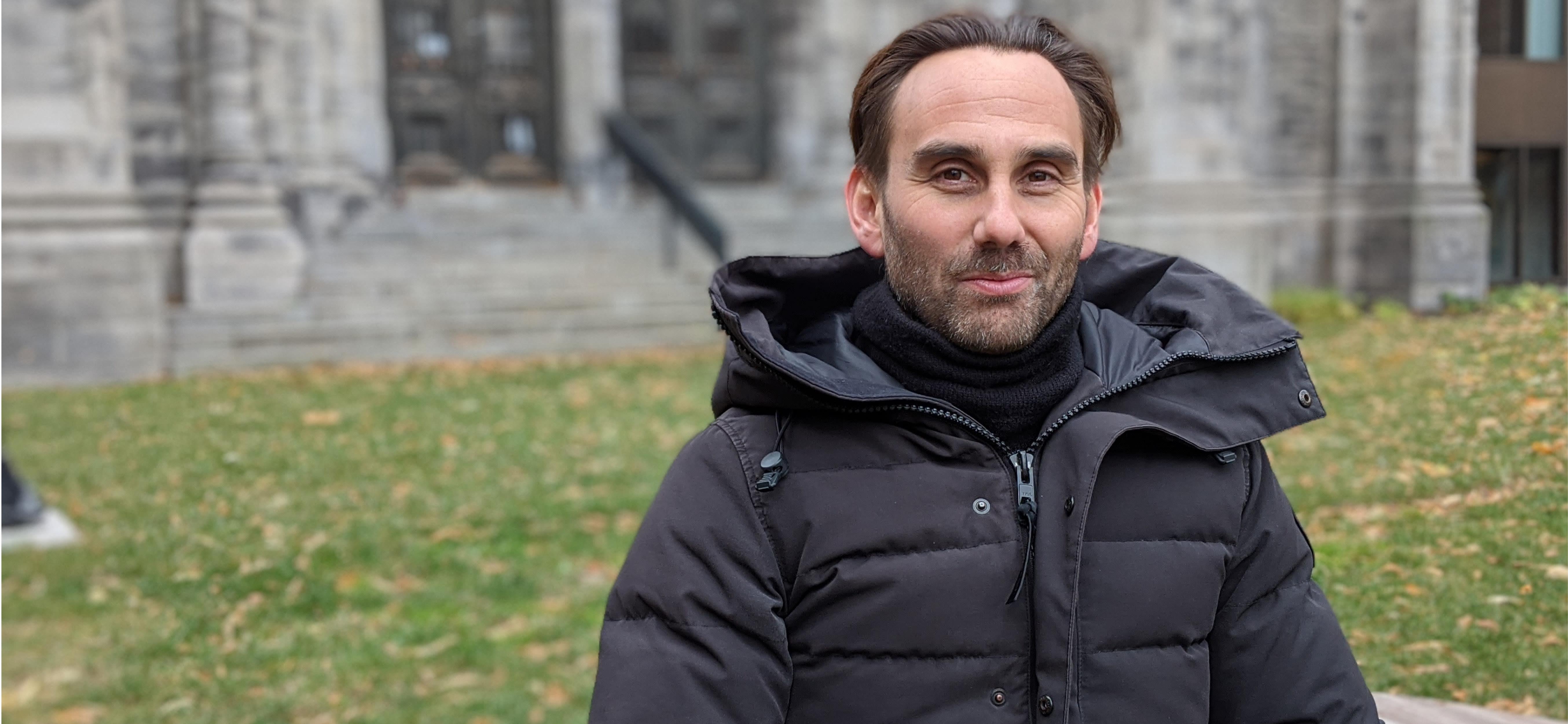 Samuel Ferland conseiller en aménagement urbain