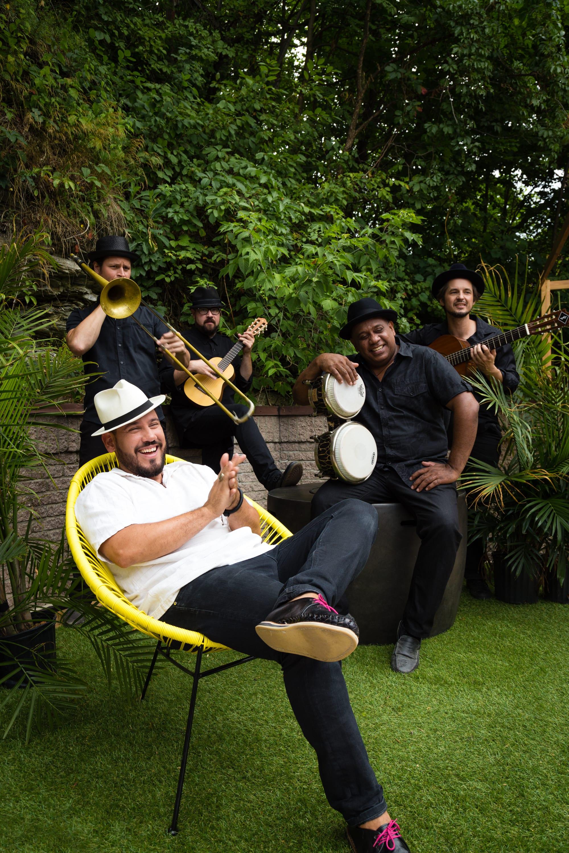 Boogat et ses musiciens