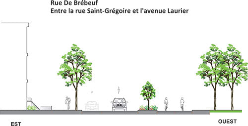 Travaux Saint-Grégoire et De Brébeuf - 3D - 1