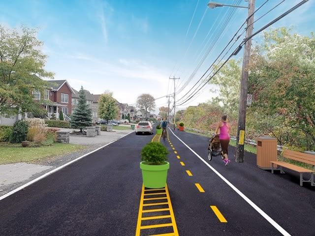 Le Projet Poussette transformera le visage du boulevard Gouin à RDP-PAT.