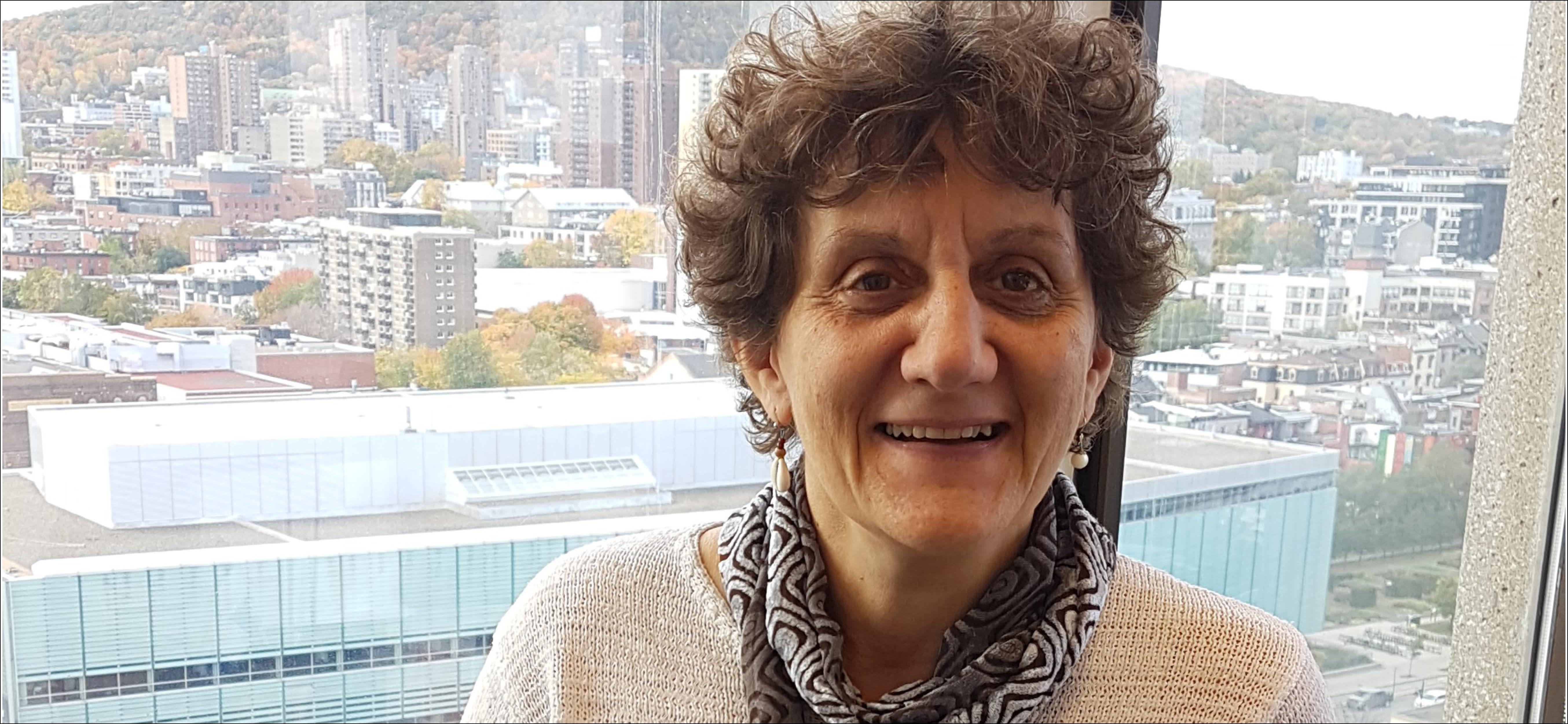 Anne Girard agente de communications sociales au Bureau Accès Montréal (BAM) de Ville-Marie