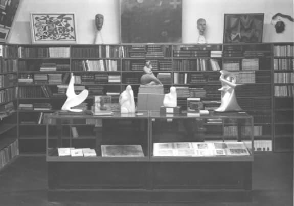 Exposition Prisme d'Yeux (mai 1948)