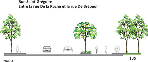 Travaux Saint-Grégoire et De Brébeuf - 3D - 2