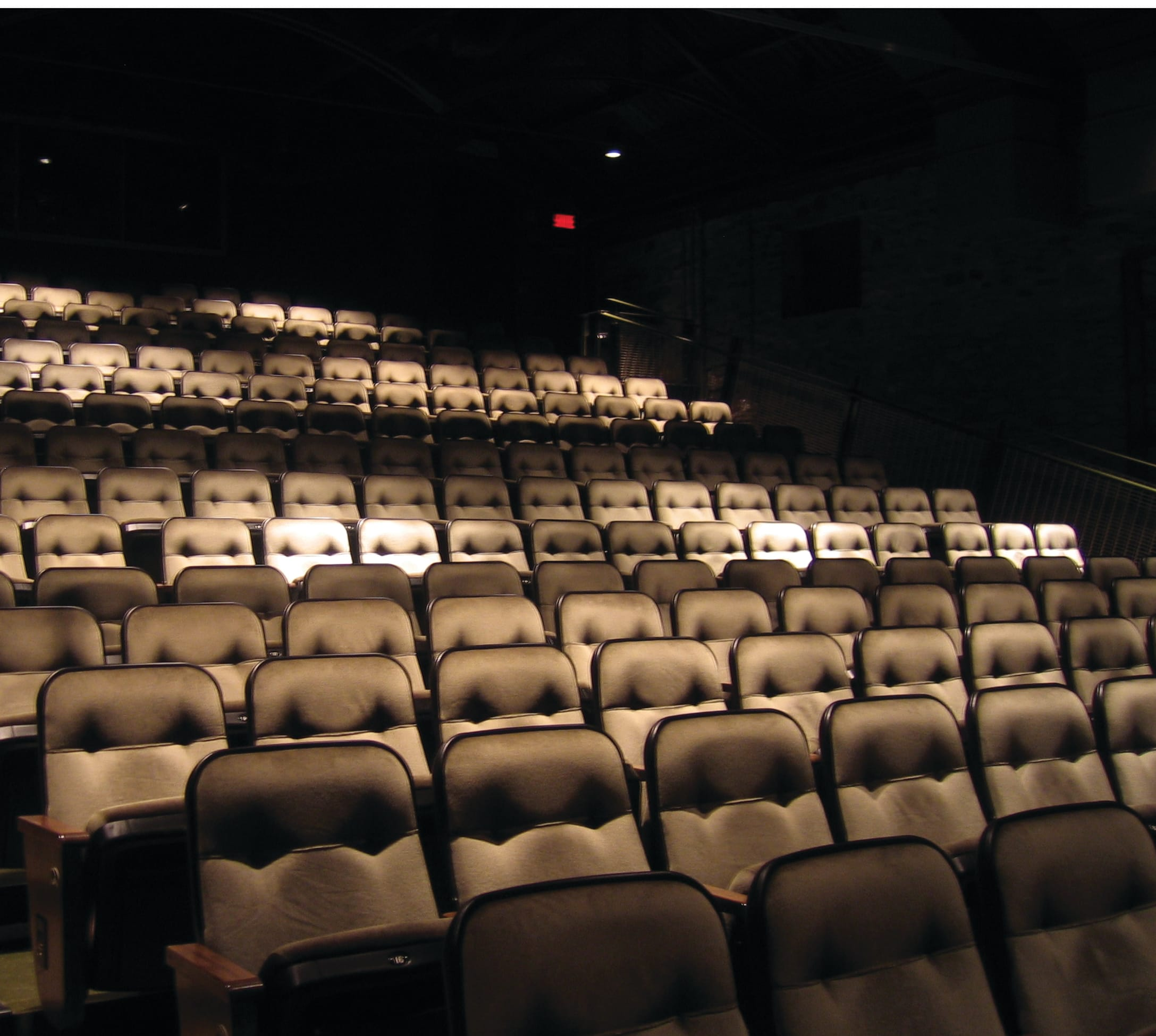 Salle de spectacle L'Entrepôt.