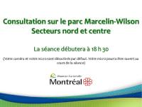 Présentation du parc Marcelin-Wilson