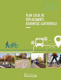 Plan local de déplacements d'Ahuntsic-Cartierville