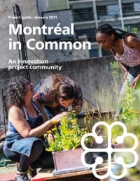 Project Guide - Montréal in Common - An innovation community