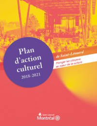 Plan d'action culturel 2018-2020 de Saint-Léonard