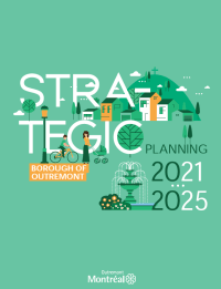 2021-2025 Stategic Planning -  Borough of Outremont