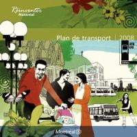 Plan de transport 2008