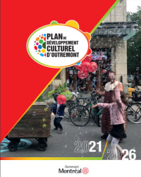 Plan de développement culturel d'Outremont 2021-2026