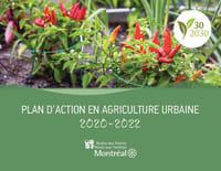Plan d'action en agriculture urbaine 2020-2022