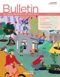 Bulletin de l'arrondissement de Ville-Marie - Été 2021
