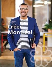 Créer Montréal-plan d'action pour le design 2018-2022