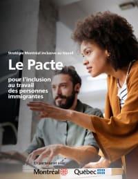 Stratégie Montréal inclusive au travail - Le Pacte
