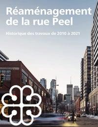 Historique des travaux de la rue Peel