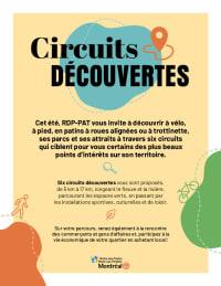 Circuits découvertes à RDP-PAT