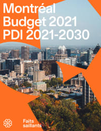 Budget 2021 et PDI 2021-2030 - Faits saillants