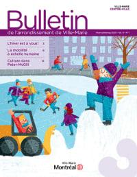 Bulletin de l'arrondissement de Ville-Marie - Hiver/printemps 2020